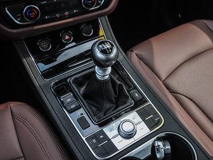 2016款运动版 1.5T 手动尊贵型 变速挡杆