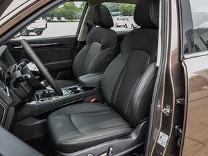 2016款运动版 2.0T 手动尊贵型 前排座椅