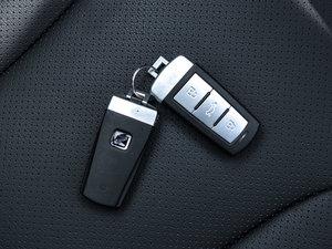 2016款运动版 2.0T 手动尊贵型 钥匙