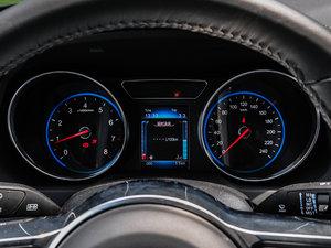 2016款运动版 2.0T 手动豪华型 仪表