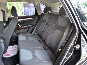 2016款1.5T 手动精英型 后排座椅