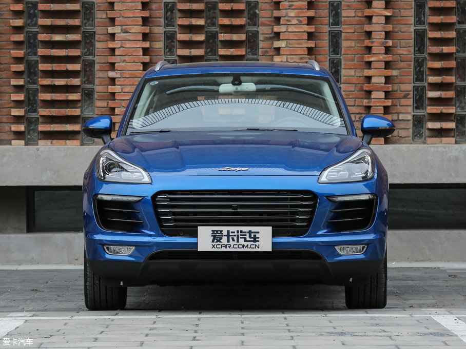 众泰汽车2017款众泰SR9