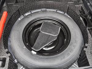 2017款升级版 1.5T 手动尊享型 备胎