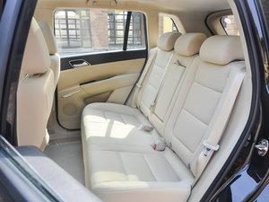 2017款超值版 1.6L 手动时尚型 后排座椅