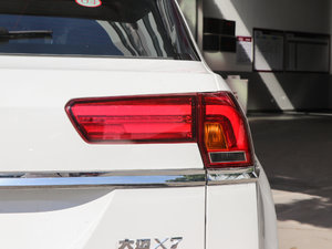 2017款2.0T DCT至尊型 尾灯