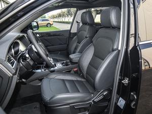 2018款运动版 1.5T 手动豪华型 前排座椅