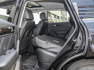 2018款运动版 1.5T 手动豪华型 后排座椅放倒