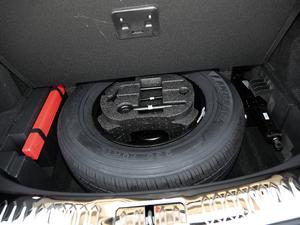 2018款运动版 1.8T DCT尊享型 备胎