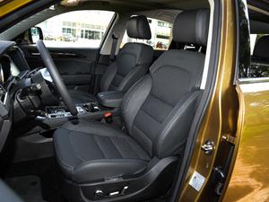 2018款运动版 1.8T DCT尊贵型 前排座椅