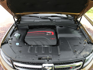 2018款运动版 1.8T DCT尊贵型 发动机