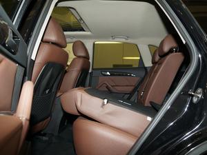 2018款运动版 1.5T 自动尊贵型 后排座椅放倒