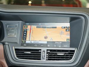 2018款运动版 1.5T 自动尊贵型 中控台显示屏