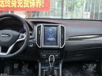 中控区众泰Z360中控台