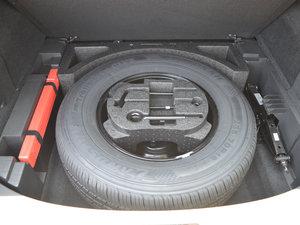 2017款1.8T  DCT旗舰型 备胎