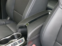 空间座椅众泰SR7前排中央扶手