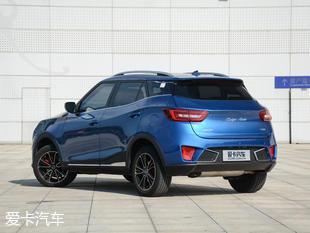 众泰汽车2017款众泰T300