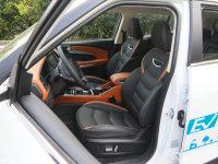空间座椅众泰T300 EV前排座椅