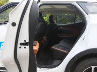 空间座椅众泰T300 EV后排空间