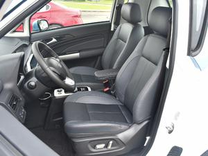 2018款Pro 前排座椅