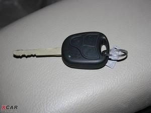 2009款1.6L 手动精钻版 钥匙