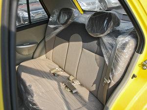 2012款冠军版 1.3L 酷行 后排座椅