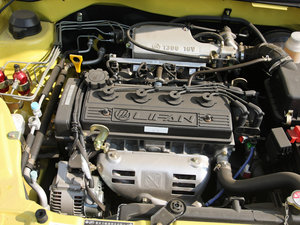 2012款冠军版 1.3L 酷行 发动机