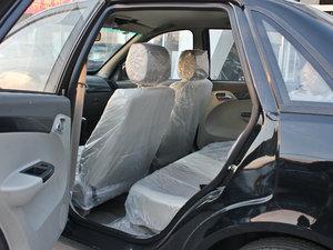 2011款领航版 1.3L 舒适型 后排空间