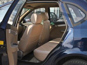 2011款1.3L 舒适版 后排空间