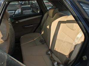 2011款1.3L 舒适版 后排座椅
