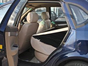2011款1.3L 舒适版 后排座椅放倒