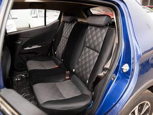 2015款1.5L 手动精英型 后排座椅