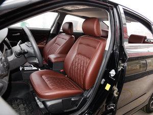 2015款2.4L 自动豪华型 前排座椅