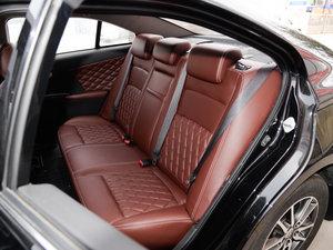 2015款2.4L 自动豪华型 后排座椅