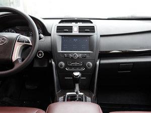 2015款2.4L 自动豪华型 中控台