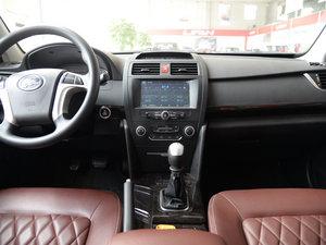 2015款1.8L 手动豪华型 中控台