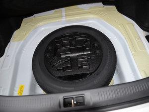 2015款1.8L 手动豪华型 备胎
