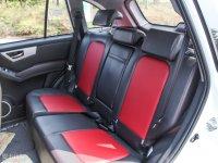 空间座椅力帆X60后排座椅