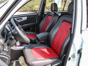 2015款1.8L CVT豪华型 前排座椅