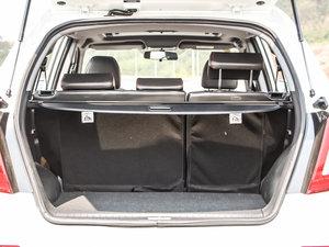 2015款1.8L CVT豪华型 行李厢空间