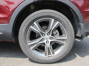 2017款2.0T 自动豪华型 轮胎