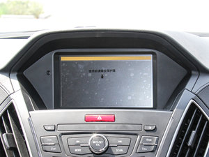 2017款2.0T 自动豪华型 中控台显示屏