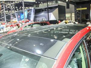 2017款1.5T 手动标准型 车顶