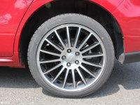 细节外观轩朗轮胎