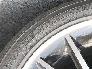 2017款1.5T 自动舒适型 轮胎尺寸
