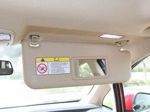 2017款1.5T 自动舒适型 遮阳板