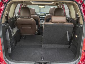 2017款1.5T 自动舒适型 空间座椅