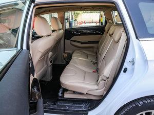 2017款1.8L 手动舒适型 后排空间