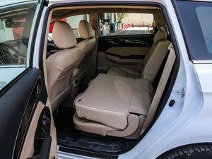 2017款1.8L 手动舒适型 后排座椅放倒
