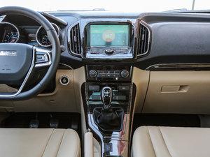 2017款1.8L 手动舒适型 中控台
