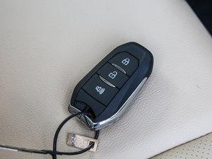 2017款1.8L 手动舒适型 钥匙